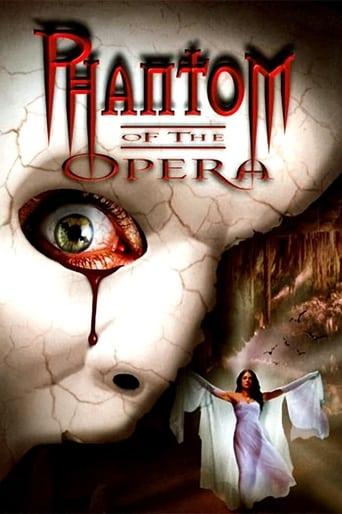 portada El fantasma de la ópera