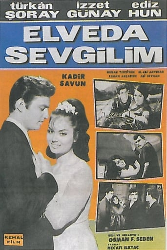 Poster of Elveda Sevgilim