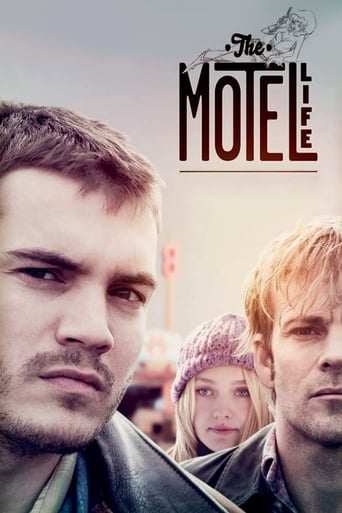 Poster of The Motel Life