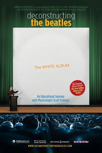 Poster of Deconstructing the Beatles' White Album