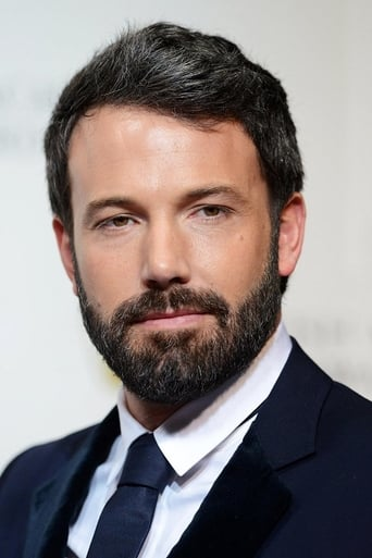 Ben Affleck alias Batman / Bruce Wayne / Executive Producer