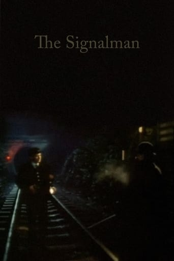 Poster of The Signalman