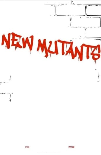 Poster of X-Men: The New Mutants