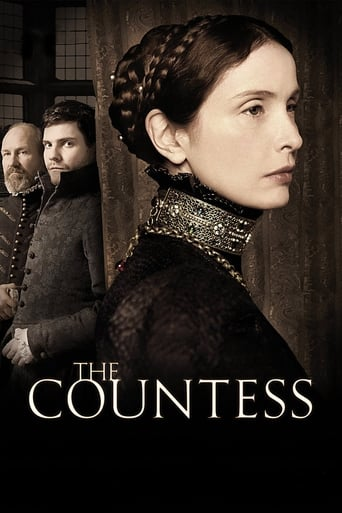 The Countess movie poster