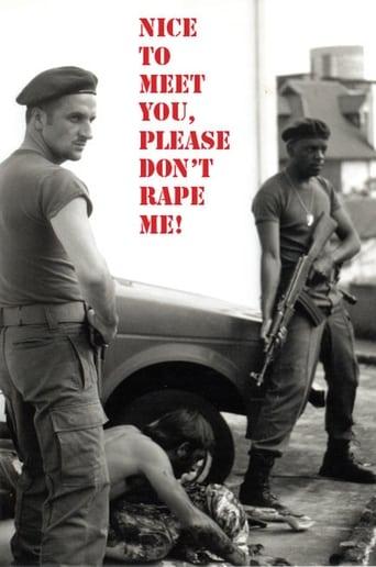 Nice to Meet You, Please Don't Rape Me!