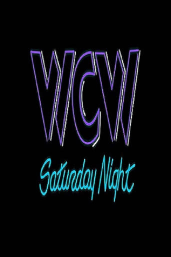 Poster of WCW Saturday Night