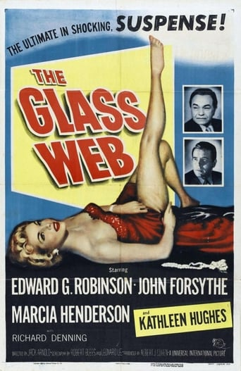 Poster of The Glass Web