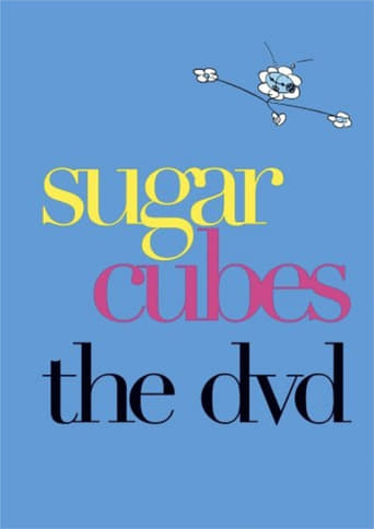 Sugar Cubes - The DVD Movie Poster