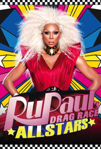 Poster of RuPaul's Drag Race All Stars