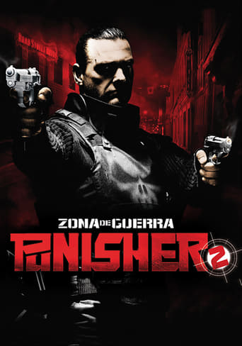 Poster of Punisher 2: Zona de guerra