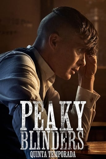 Peaky Blinders Sangue, Apostas e Navalhas 5ª Temporada - Poster