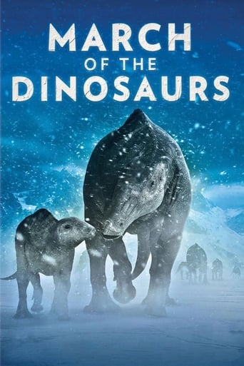 voir film La Marche des dinosaures  (March of the Dinosaurs) streaming vf