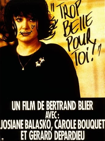 Poster of Too Beautiful for You