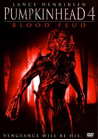 Poster of Pumpkinhead 4: Blood Feud