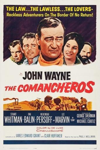 'The Comancheros (1961)