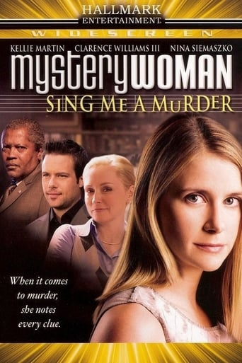Poster of Mystery Woman: Sing Me a Murder