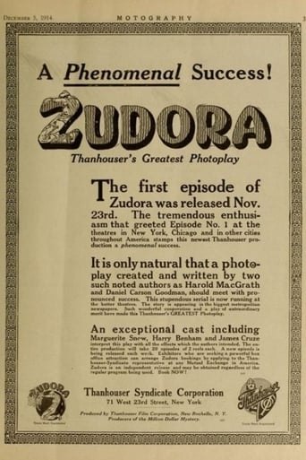 Poster of Zudora