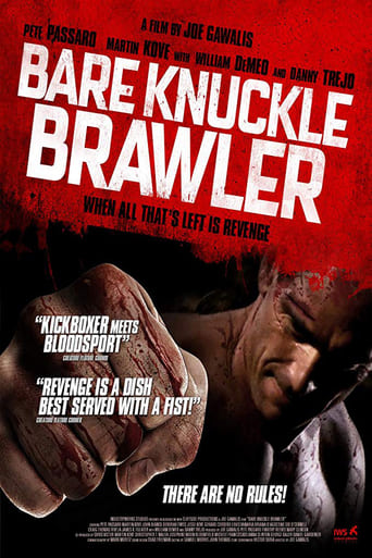 Poster of Bare Knuckle Brawler