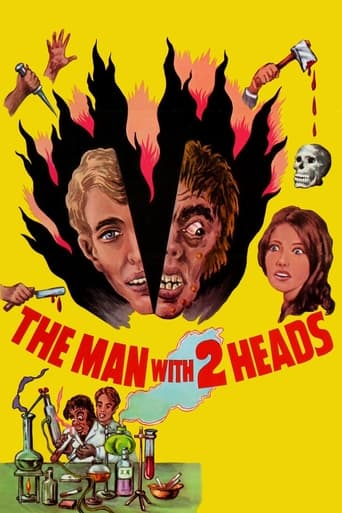 Poster of The Man with Two Heads