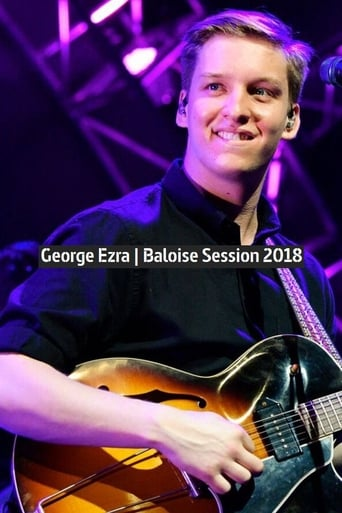 Poster of George Ezra - Baloise Session