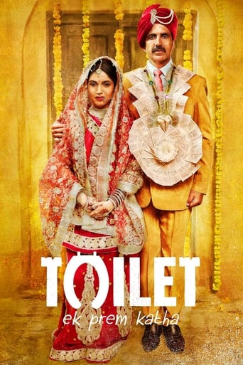 Poster of Toilet: A Love Story