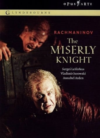 Poster of The Miserly Knight