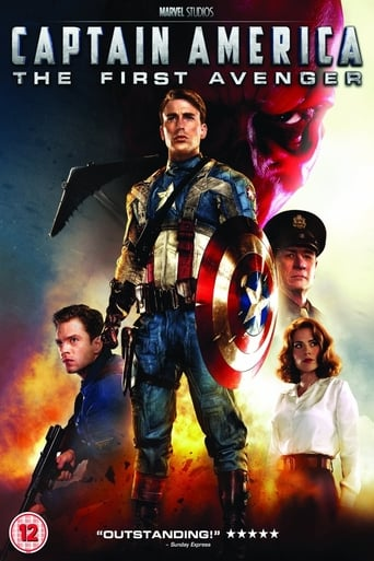 Captain America: The First Avenger - The Transformation