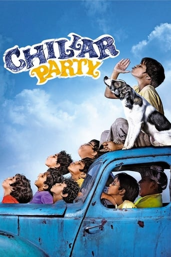 Poster of Chillar Party
