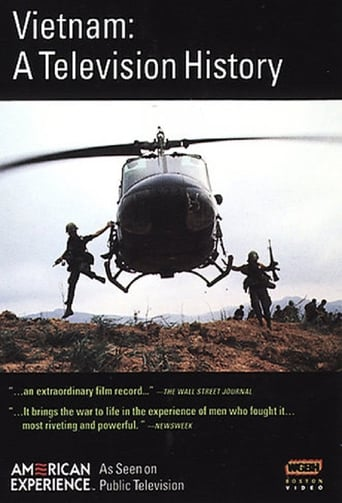 Poster of Vietnam: A Television History