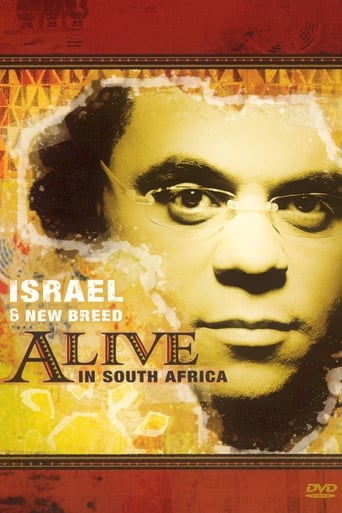 Israel & New Breed: Alive in South Africa