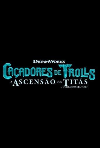 Caçadores de Trolls A Ascensão dos Titãs - Poster