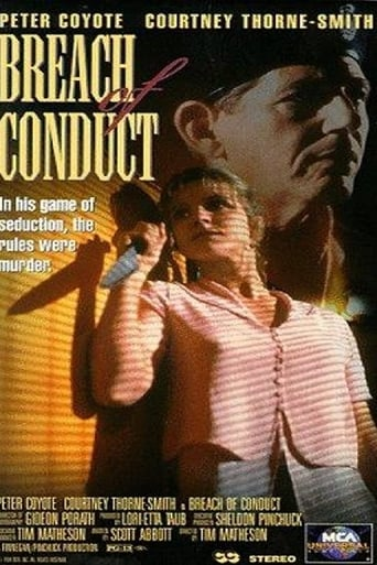 Poster of Breach of Conduct