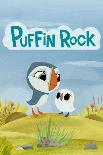 Poster of Puffin Rock