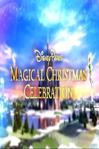 Poster of Disney Parks Magical Christmas Celebration