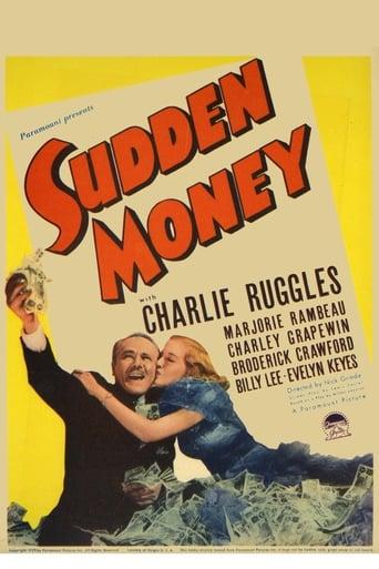 Poster of Sudden Money