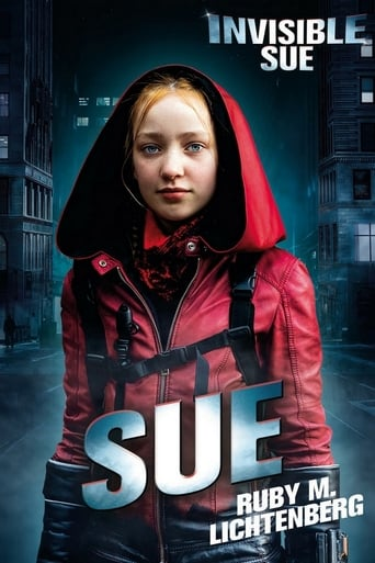 Invisible Sue Poster