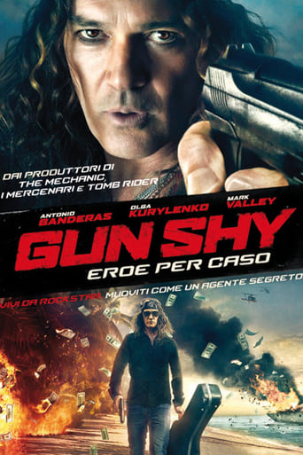 2017 Gun Shy - Eroe per caso