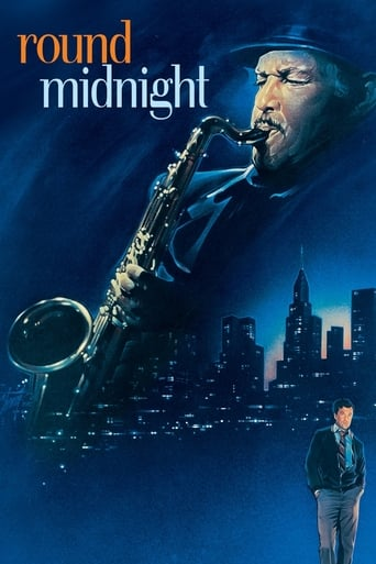 Poster of 'Round Midnight