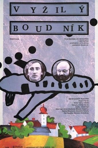 Vyžilý Boudník movie poster