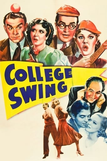 Poster of College Swing