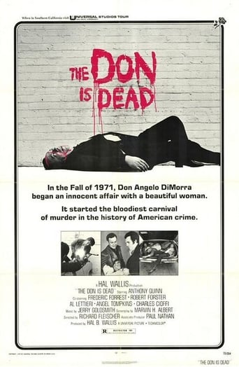 Poster of The Don Is Dead fragman