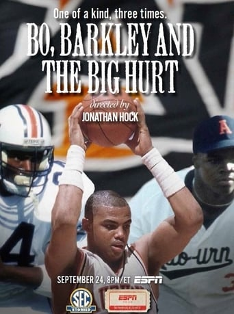 Poster of Bo, Barkley and the Big Hurt