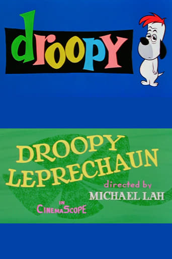 Poster of Droopy Leprechaun