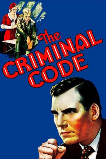 'The Criminal Code (1930)