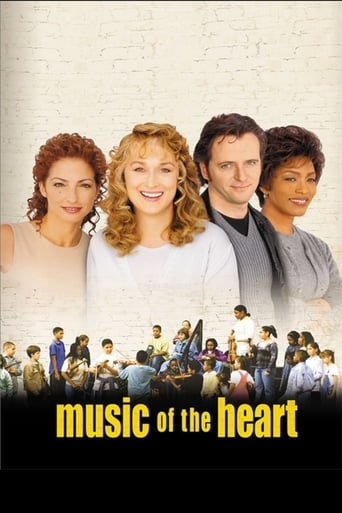 Poster of Music of the Heart