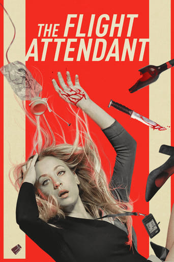 Poster The Flight Attendant