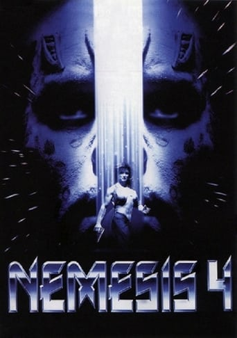 Poster of Nemesis 4: Death Angel