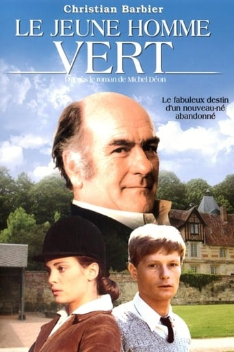 Poster of Le jeune homme vert