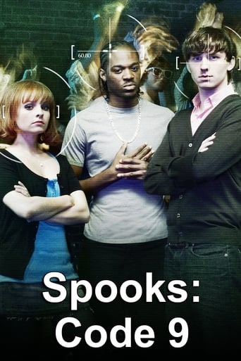Poster of Spooks: Code 9