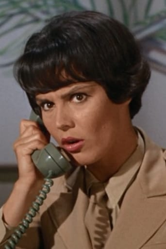 Mary Michael alias Receptionist (uncredited)